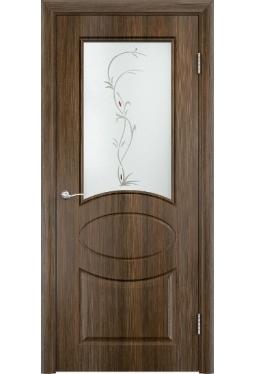 Межкомнатная дверь Санора (венге)