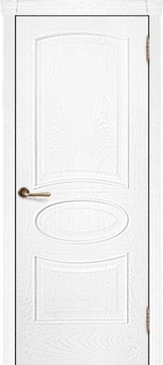 Ульяновские двери Оливия (Жемчужный ясень)