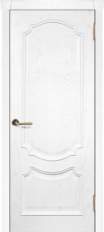 Ульяновские двери Монако (Жемчужный ясень)