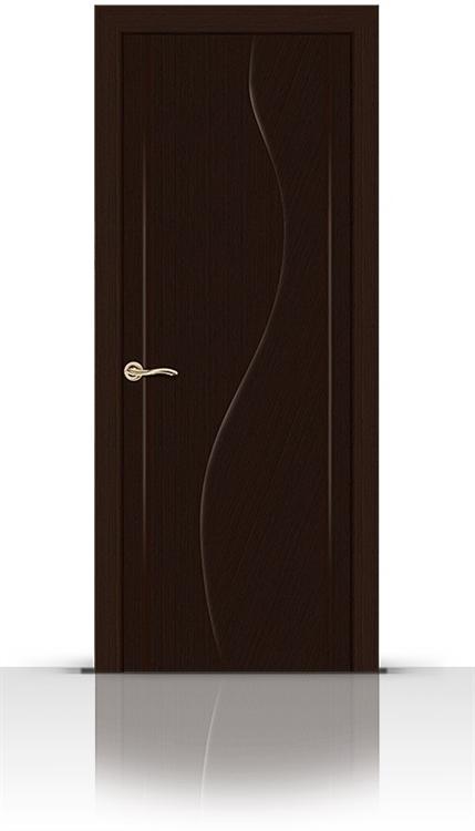 Межкомнатная дверь Корунд (Венге, Шпон)