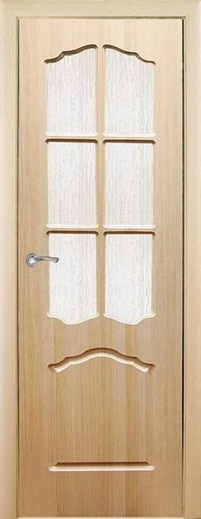 Двери ПВХ ламинированные Альфа