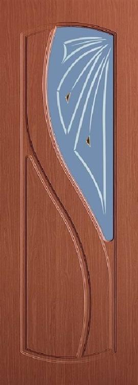 Двери ПВХ ламинированные Лазурит