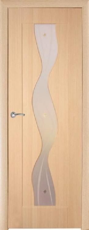 Двери ПВХ ламинированные Вираж