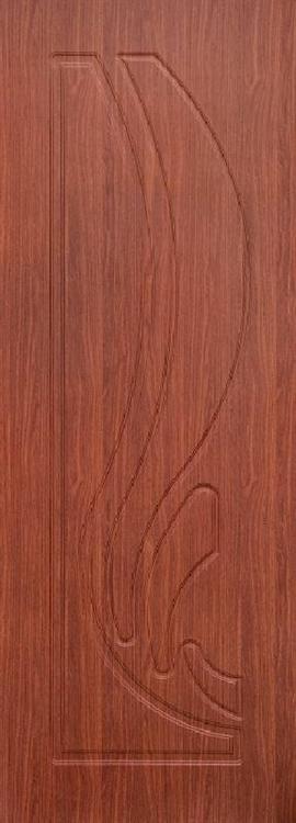 Двери ПВХ ламинированные Лотос
