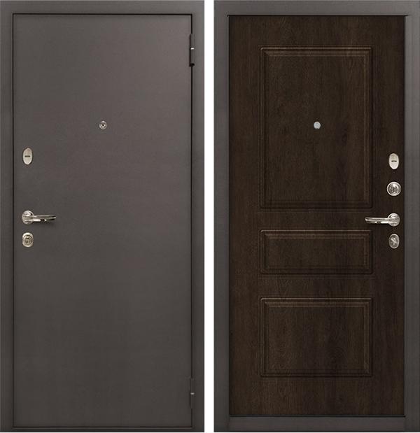 Входная металлическая дверь Лекс 1А Винорит (Алмон 28)