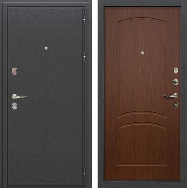 Входная металлическая дверь Лекс Колизей Береза мореная (№11)