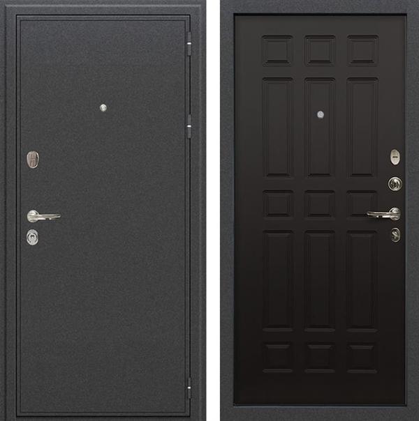 Входная металлическая дверь Лекс Колизей Венге (№29)