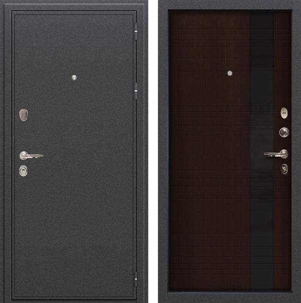 Входная металлическая дверь Лекс Колизей Новита Венге (№53)