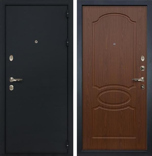 Входная металлическая дверь Лекс 2 Рим Береза мореная (панель №12)
