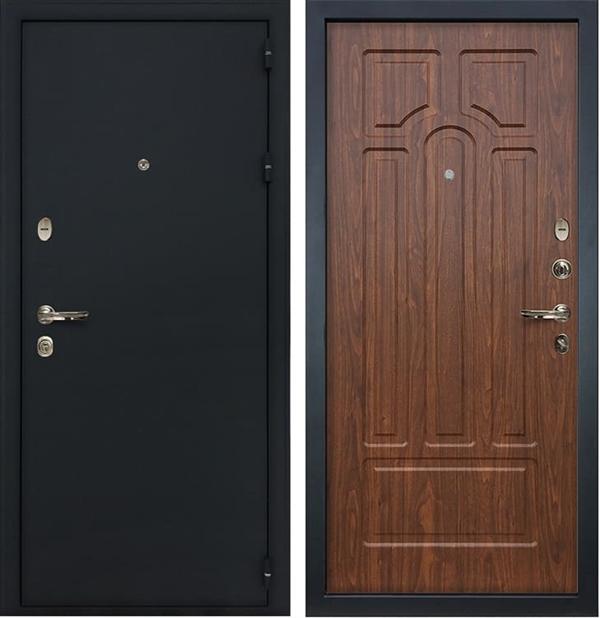 Входная металлическая дверь Лекс 2 Рим Береза мореная (панель №26)