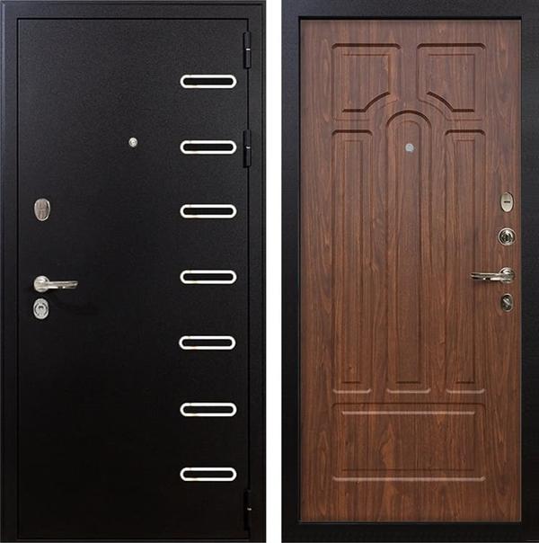 Входная металлическая дверь Лекс Витязь Береза мореная (панель №26)