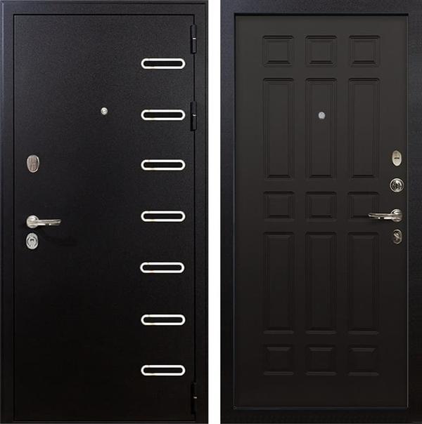 Входная металлическая дверь Лекс Витязь Венге (панель №29) - фото 37960