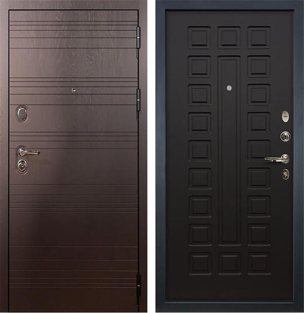 Входная металлическая дверь Лекс Легион Венге (панель №21)