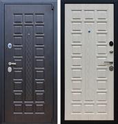Входная металлическая дверь АСД Консул (Венге / Венге). Вид снаружи и внутри