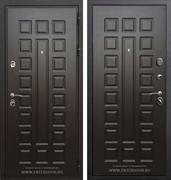 Входная стальная дверь Премиум 3К (Венге / Венге)