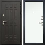 Входная металлическая дверь Лекс 8 Сенатор Винорит (Белая)
