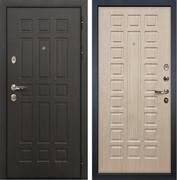Входная металлическая дверь Лекс 8 Сенатор ФЛ-183 МДФ-12 Дуб беленый