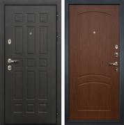 Входная металлическая дверь Лекс 8 Сенатор ФЛ-132 (Береза мореная)