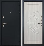 Входная металлическая дверь Лекс Рим ФЛ-44 МДФ-12 Сандал белый
