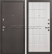Входная стальная дверь Лекс 1А (№42 Сандал белый)