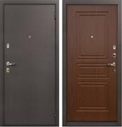 Входная металлическая дверь Лекс 1А Верона (Береза мореная)