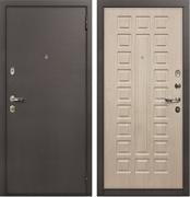 Входная стальная дверь Лекс 1А (№20 Дуб беленый)