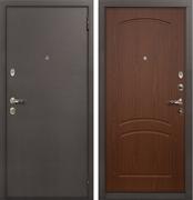 Входная металлическая дверь Лекс 1А ФЛ-132 (Береза мореная)