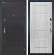 Входная металлическая дверь Интекрон Сицилия ФЛ-39 (ЭкоВенге / Сандал белый)