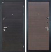 Входная металлическая дверь Интекрон Сицилия (ЭкоВенге / ЭкоВенге)
