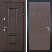 Входная металлическая дверь Интекрон Италия (Венге / ЭкоВенге)