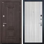 Входная металлическая дверь Интекрон Италия L-5 (Венге / Сандал белый)