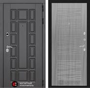 Входная металлическая дверь Лабиринт Нью-Йорк 6 (Сандал серый)