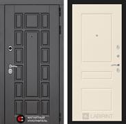 Входная металлическая дверь Лабиринт Нью-Йорк 3 (Крем софт)