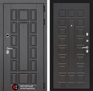 Входная металлическая дверь Лабиринт Нью-Йорк 4 (Венге)