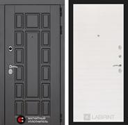 Входная металлическая дверь Лабиринт Нью-Йорк 7 (Перламутр горизонтальный)
