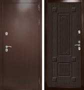 Уличная дверь с терморазрывом Термаль Ультра (Венге)