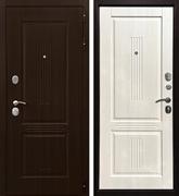 Входная металлическая дверь Ратибор Консул 3К (Венге / Лиственница беж)