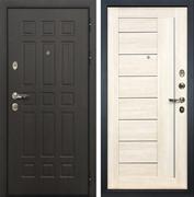 Входная металлическая дверь Лекс 8 Сенатор Верджиния Дуб беленый (№38)