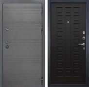 Входная дверь Лекс Сенатор 3К Софт графит (№21 Венге)