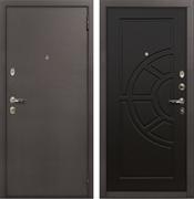 Входная металлическая дверь Лекс 1А ФЛ-44 МДФ-12 Венге