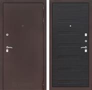 Входная дверь Лабиринт Классик 14 (Антик медный / ЭкоВенге)