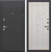 Входная металлическая дверь Лекс Колизей Сандал белый (№44)