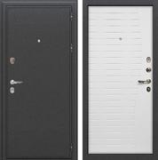 Входная металлическая дверь Лекс Колизей Ясень белый (№36)
