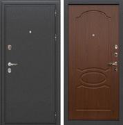 Входная металлическая дверь Лекс Колизей Береза мореная (№12)