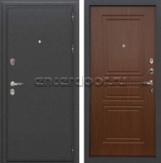 Входная металлическая дверь Лекс Колизей Береза мореная (№19)