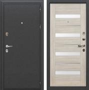 Входная металлическая дверь Лекс Колизей Сицилио Ясень кремовый (№48)