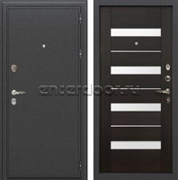 Входная металлическая дверь Лекс Колизей Сицилио Венге (№51)