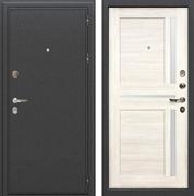 Входная металлическая дверь Лекс Колизей Баджио Дуб беленый (№47)