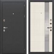 Входная металлическая дверь Лекс Колизей Новита Дуб беленый (№52)