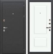 Входная дверь Лекс Колизей Вероника-1 Эмаль белая (№55)